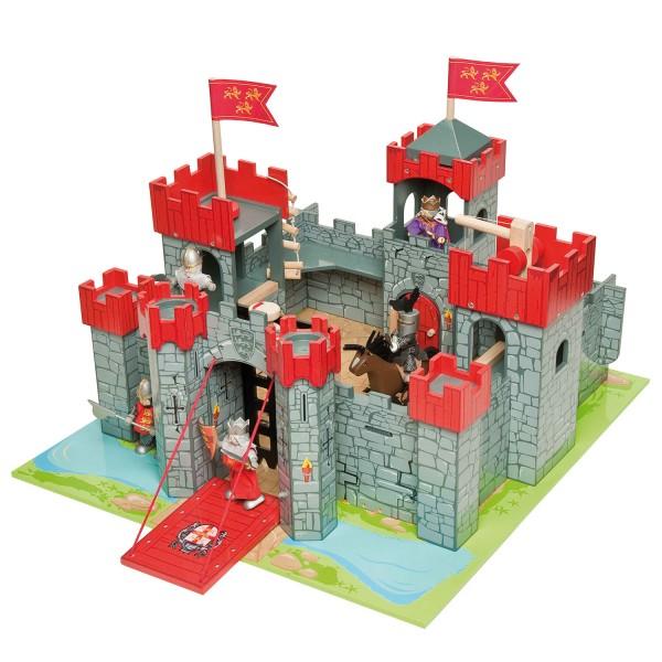 Löwenherz Burg / Lionheart Castle