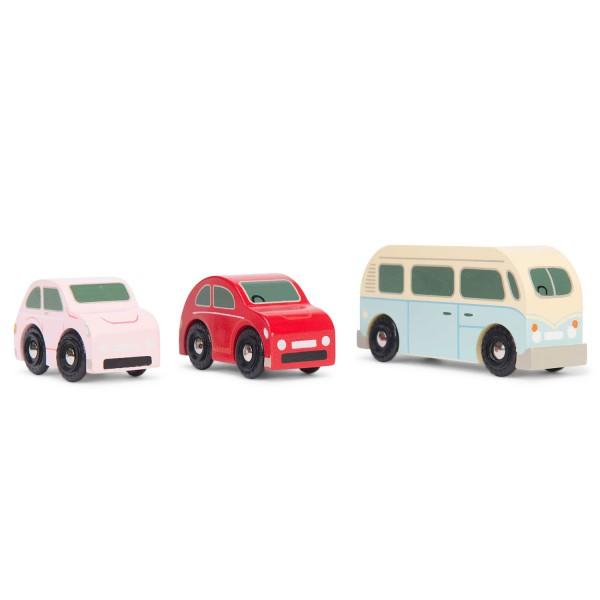 Retro Metro Auto Set / Retro Metro Car Set
