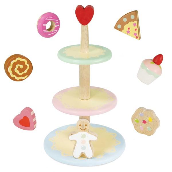Kuchenständer / Cake Stand Set