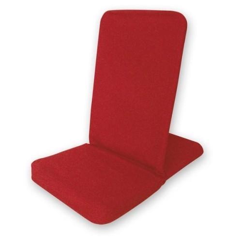 Bodenstuhl XL - rot / XL- Backjack- red
