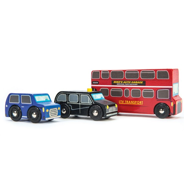 London Auto Set Klein / Little London Vehicle Set