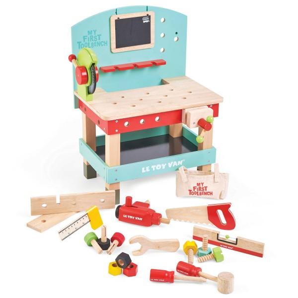 Meine erste Werkzeugbank / My First Tool Bench