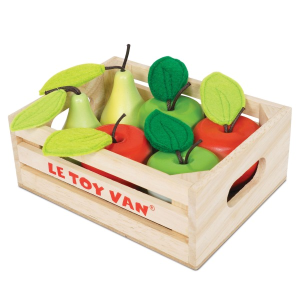 Äpfel & Birnen Marktkiste / Apples & Pears Market Crate
