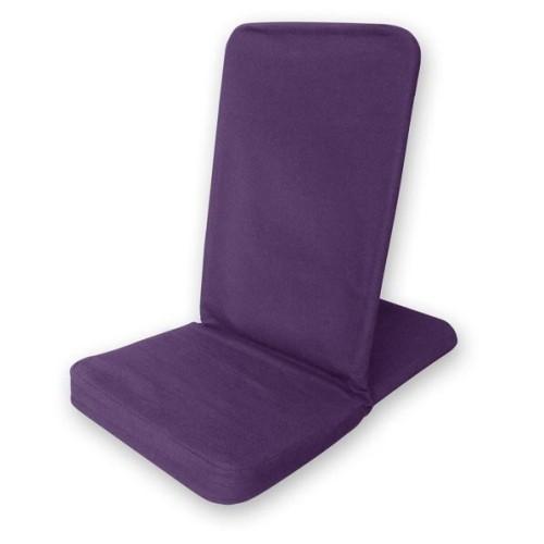 Bodenstuhl XL - purpur / XL- Backjack- purple
