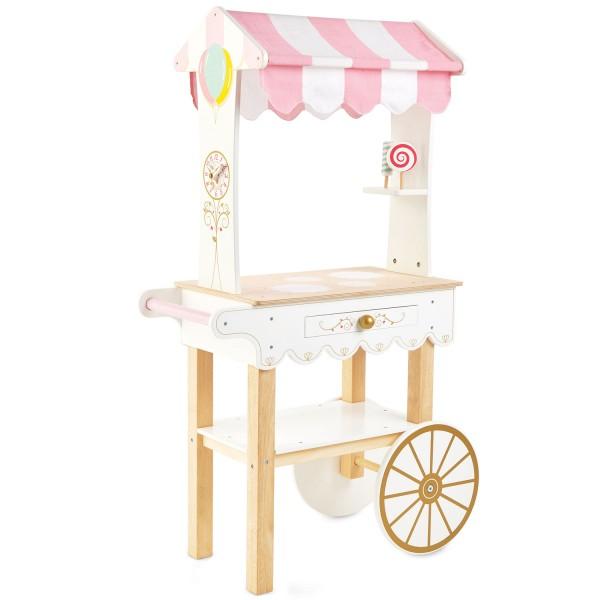 Tee- & Süßigkeitenwagen / Tea & Treats Trolley