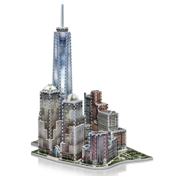 World Trade - New York Collection / 3D-Puzzle