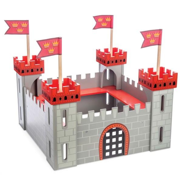 Meine erste Burg Rot / My First Castle Red