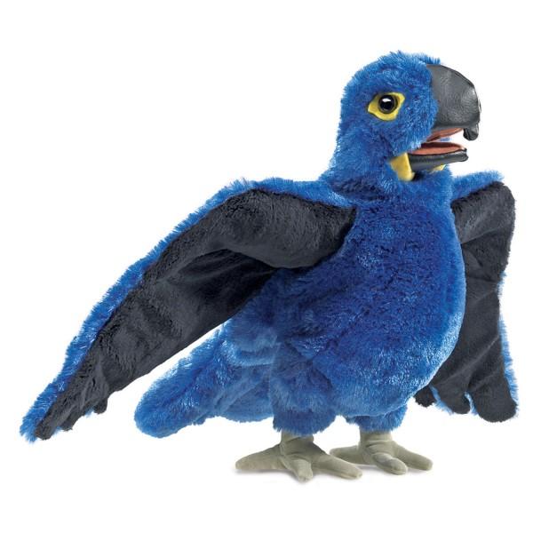 Blauer Papagei / Blue Macaw