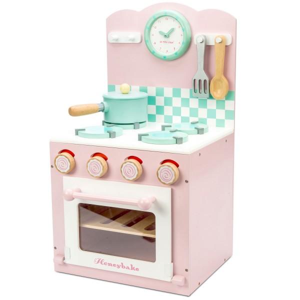 Backofen und Kochfeld Pink / Oven & Hob Pink