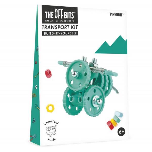 PiperBit model kit with Super Tool