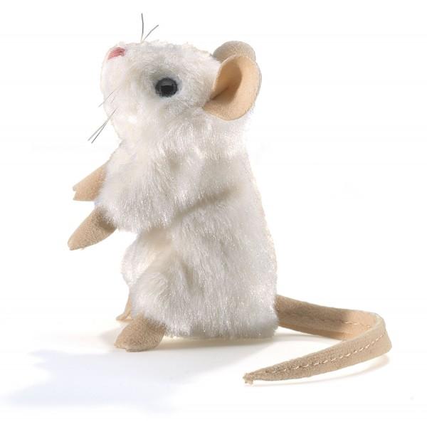 Mini weiße Maus / Mini White Mouse