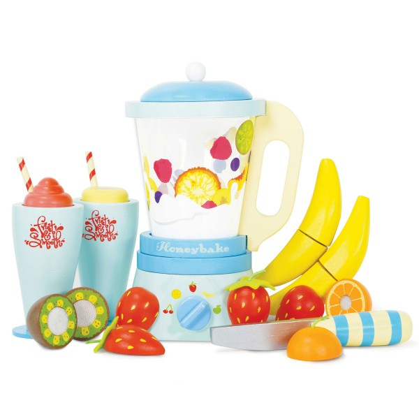 "Frucht-Smoothy - Mixer Set / Blender Set ""Fruit & Smooth"""