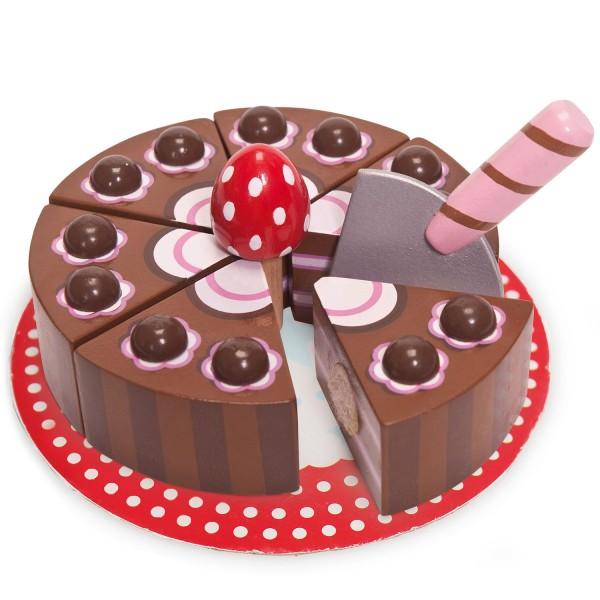 Schokoladentorte / Chocolate Gateau