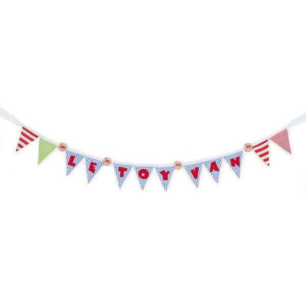 Wimpel groß / Large Bunting