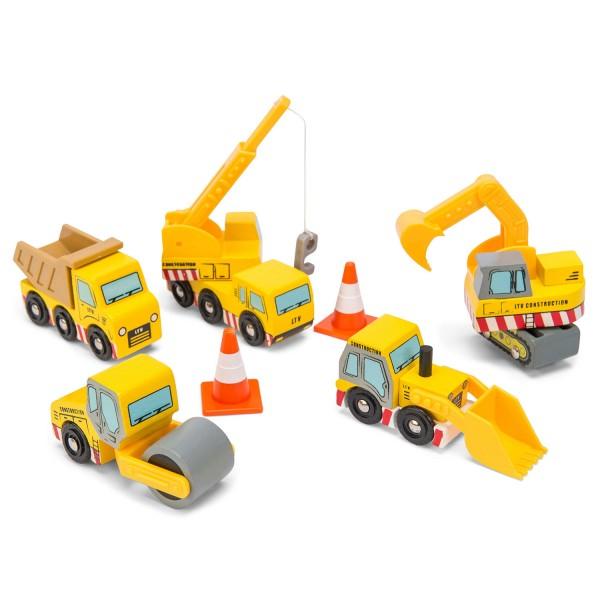 Baufahrzeuge / Construction Set