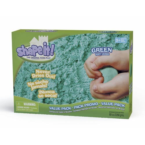 Shape it! Vorteilspackung 2270 g - grün / Value Pack 2270 g - green