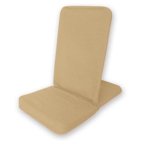 Bodenstuhl faltbar - sand / Folding Backjack - sand