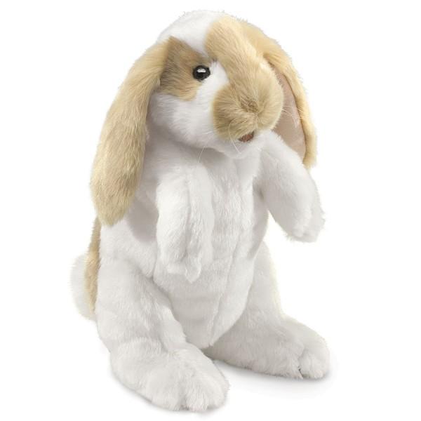 Stehender Hängeohrhase / Standing Lop Rabbit