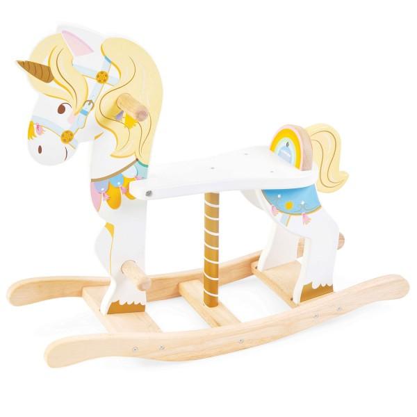 Schaukelpferd Einhorn / Rocking Unicorn Carousel