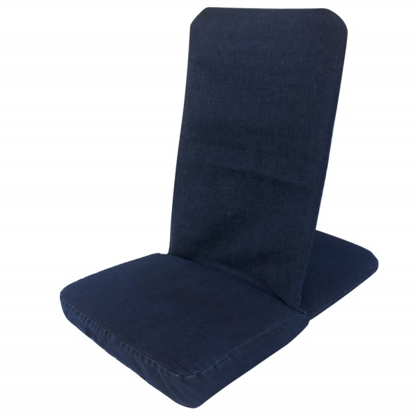Bodenstuhl XL - dark Jeans / XL- Backjack - dark Jeans
