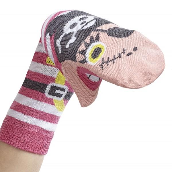 Piratin Bonny Sockenpuppe SIEBEN MEERE Größe 31-34 (7-8 J.)