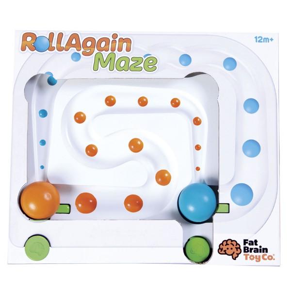 RollAgain Maze