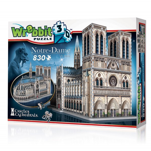 Notre-Dame deParis(830 Teile)
