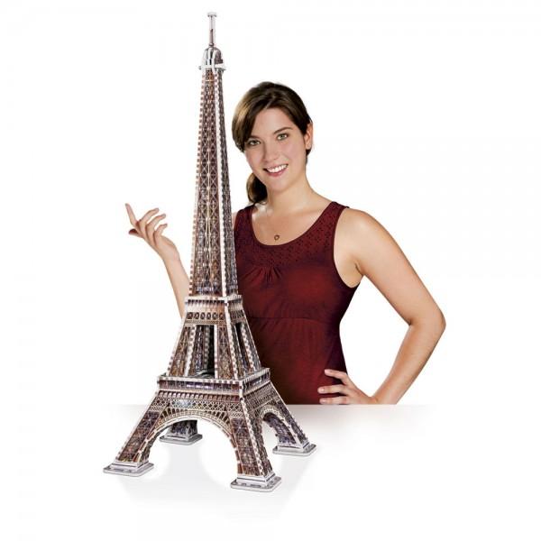 Eiffelturm - Eiffel Tower / 3D-Puzzle