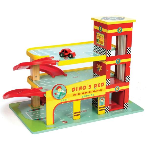 Dinos Parkhaus / Dinos Garage