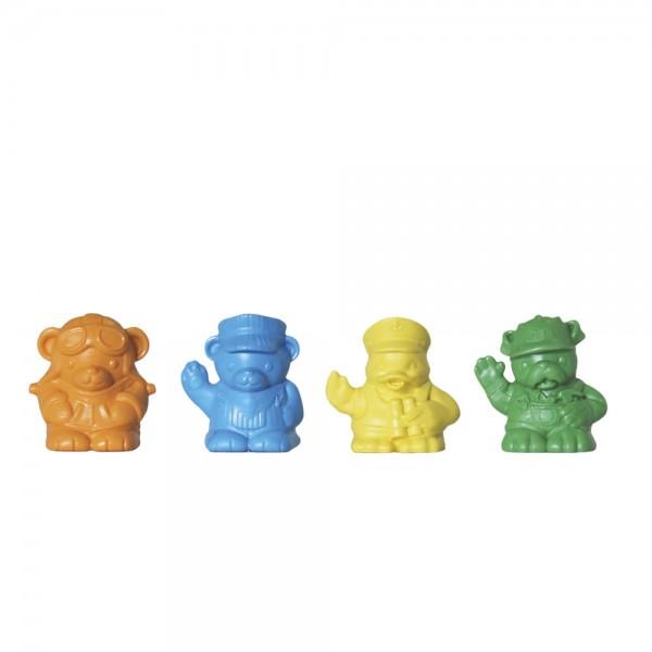 Spielfiguren 4er Pack / Character 4-Pack