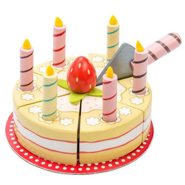 Vanilla Geburtstagkuchen / Vanilla Birthday Cake