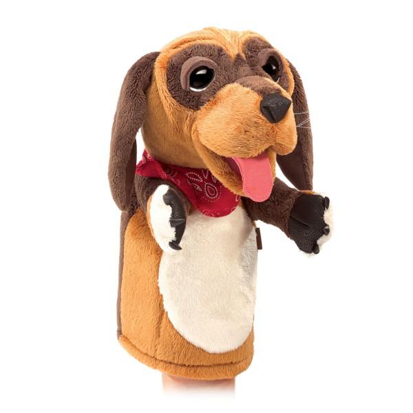 Hund für die Puppenbühne / Dog Stage Puppet