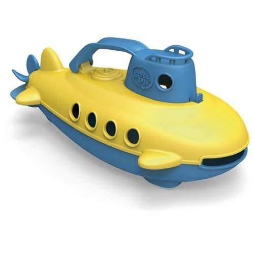 U-Boot, blauer Turm / Submarine, blue cabin