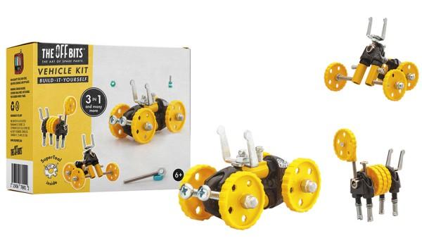 Vehicle Kit - Yellow Car - BlazeBit