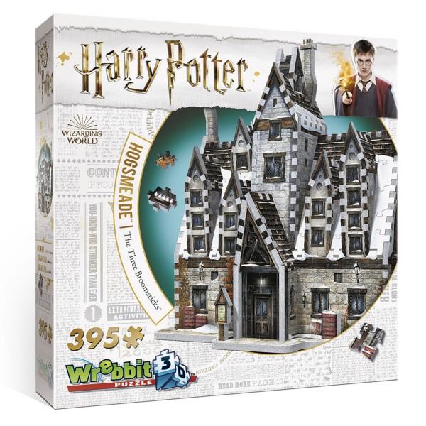 Hogsmeade Gasthaus Die drei Besen Harry Potter (395 Teile) - The three broomstic