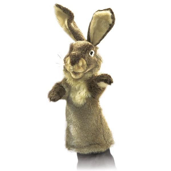 Hase für die Puppenbühne / Rabbit Stage Puppet