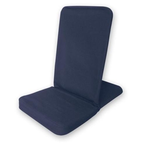 Bodenstuhl faltbar - marineblau / Folding Backjack - navy blue