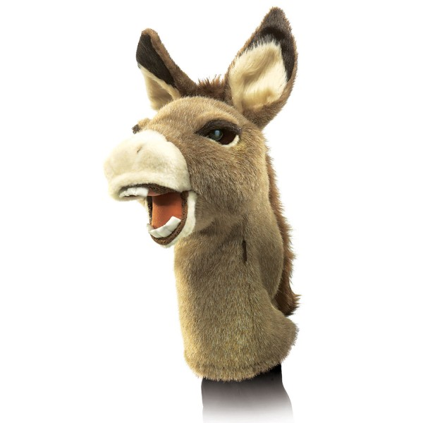 Esel für die Puppenbühne / Donkey Stage Puppet