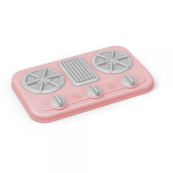 Kochstelle, pink / Stove top, pink
