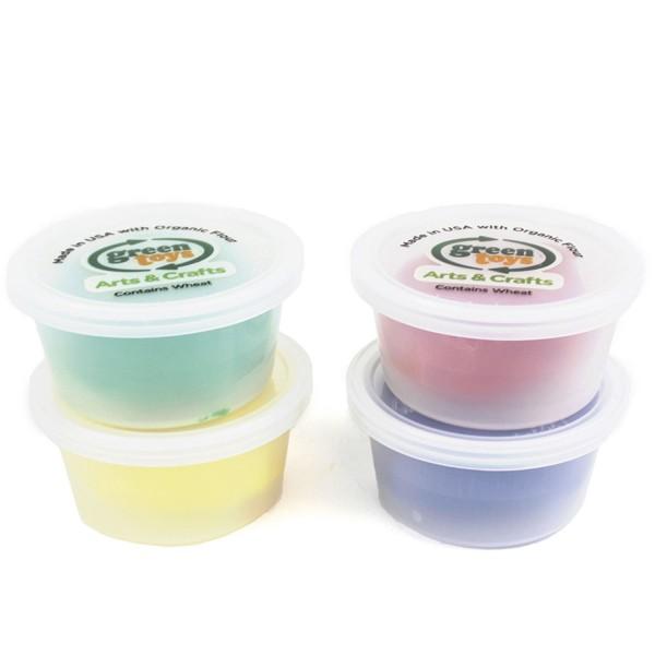 Öko-Knete Set 4er Pack / Dough 4-Pack