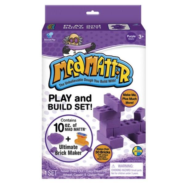 Mad Mattr Quantum Builders Pack - lila / purple