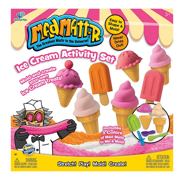 Ice Cream Activity Set
