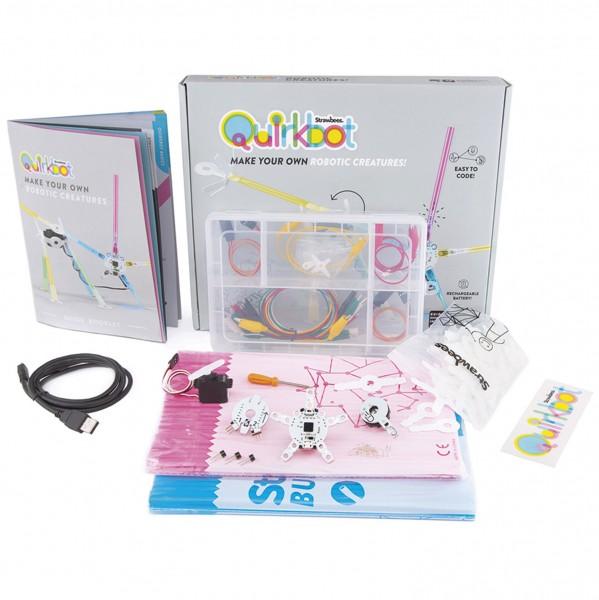 Coding & Robotics Kit (Quirkbot)