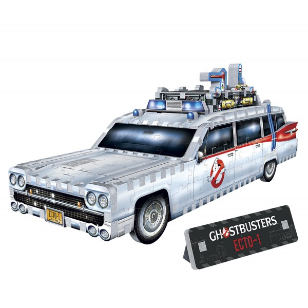 ECTO-1 - Ghostbusters (280Teile) - 3D-Puzzle