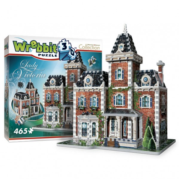 Lady Victoria - Mansion & Manor Collection / 3D-Puzzle