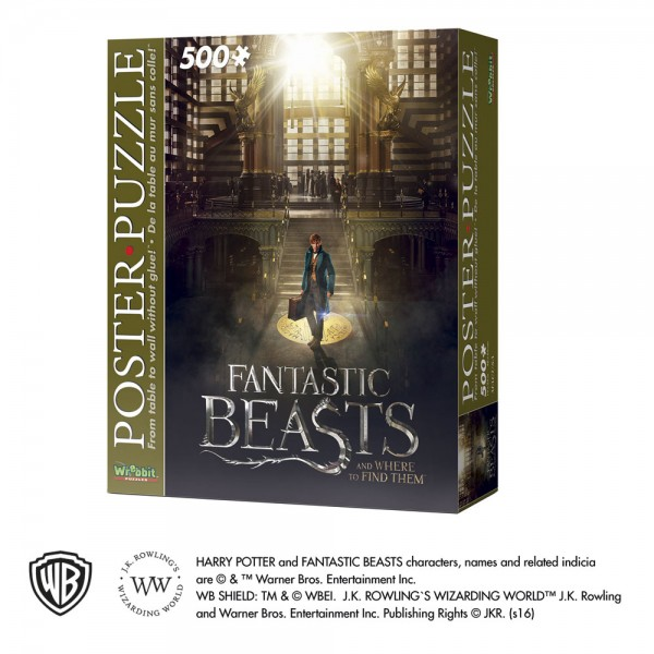 Wrebbit 3D Fantastic Beasts – MACUSA