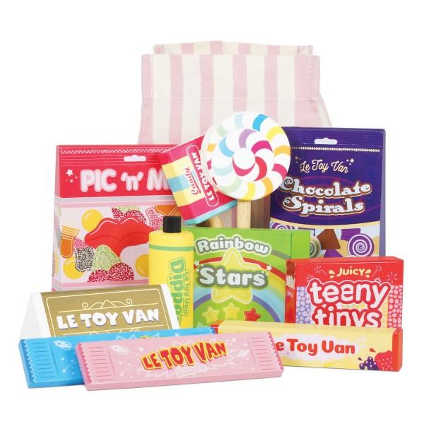 Süßigkeiten & Candy Set / Sweets & Candy Set