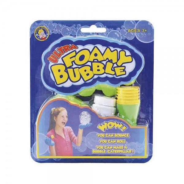 Foamy Bubble/Seifenblasenschaum