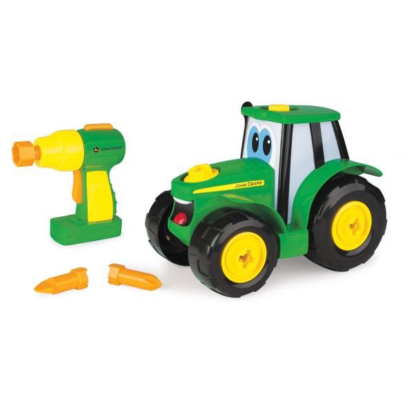 John Deere Bau-Dir-Deinen-Johnny Traktor