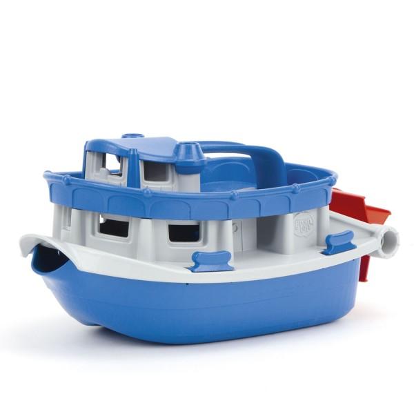 Raddampfer / Paddle Boat